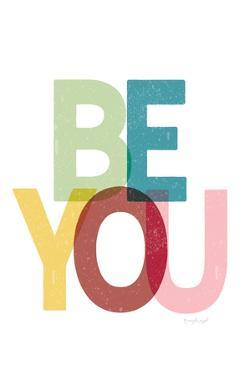 Be You by Jennifer Pugh