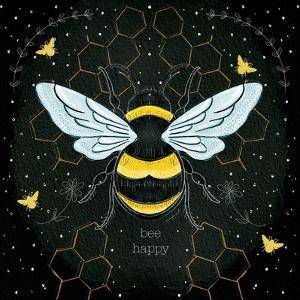 Bee Happy by Jennifer Pugh