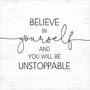 Believe in Yourself by Jennifer Pugh