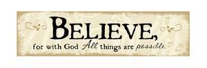 Believe by Jennifer Pugh