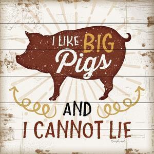 Big Pigs by Jennifer Pugh