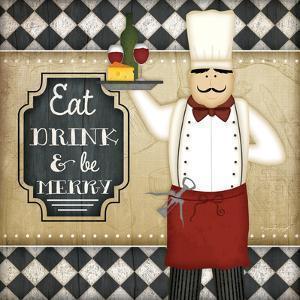 Bistro Chef Be Merry by Jennifer Pugh