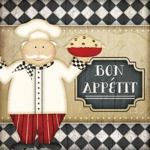 Bistro Chef Bon Appetit by Jennifer Pugh