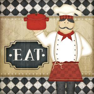 Bistro Chef Eat by Jennifer Pugh