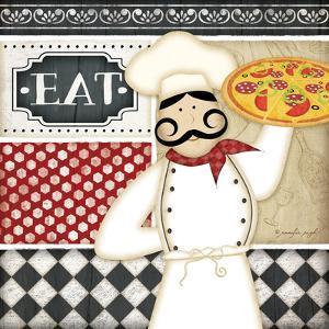 Bistro Chef by Jennifer Pugh