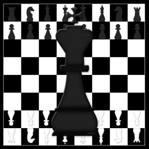 Black King by Jennifer Pugh