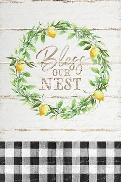 Bless Our Nest by Jennifer Pugh