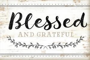 Blessed and Grateful by Jennifer Pugh