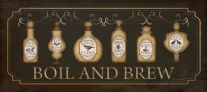 Boil and Brew by Jennifer Pugh