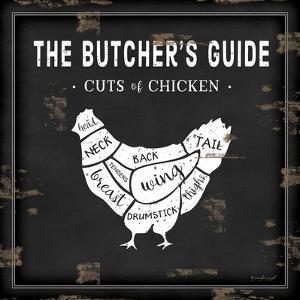Butcher's Guide Chicken by Jennifer Pugh