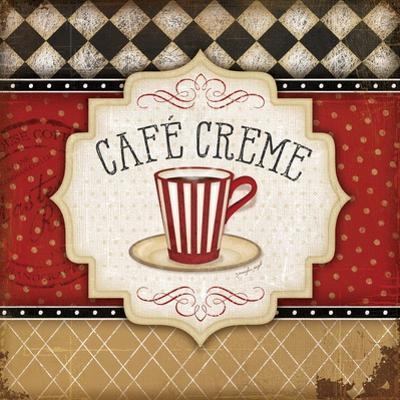 Café Crème by Jennifer Pugh