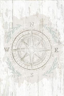 Calming Coastal Compass by Jennifer Pugh