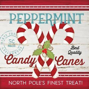 Candy Canes by Jennifer Pugh