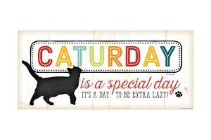 Caturday Is a Special by Jennifer Pugh