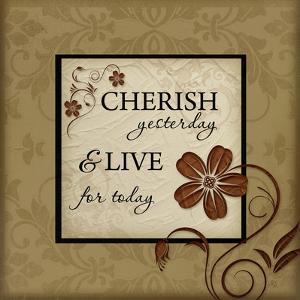 Cherish Yesterday by Jennifer Pugh