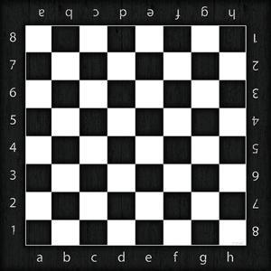 Chess Board by Jennifer Pugh