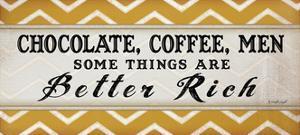 Chocolate Coffee IV by Jennifer Pugh