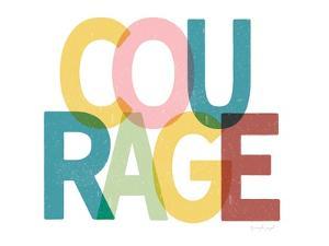 Courage by Jennifer Pugh