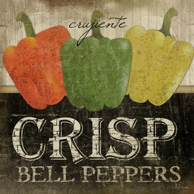 Crisp Bell Peppers by Jennifer Pugh