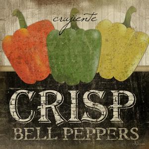 Crisp Bell Peppers by Jennifer Pugh