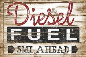Diesel Fuel by Jennifer Pugh