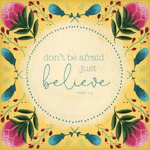 Don't Be Afraid by Jennifer Pugh