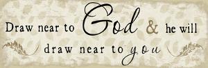 Draw Near to God by Jennifer Pugh