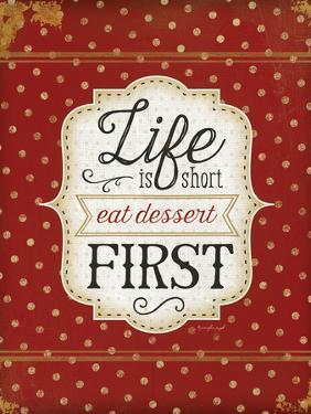 Eat Dessert First by Jennifer Pugh
