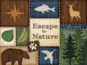 Escape to Nature by Jennifer Pugh