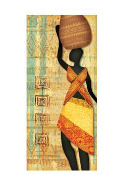 Ethnic Beauty I by Jennifer Pugh