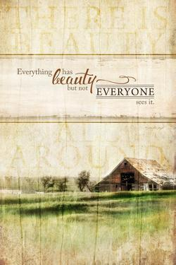 Everything Has Beauty by Jennifer Pugh