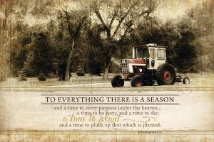 Everything There Is a Season by Jennifer Pugh
