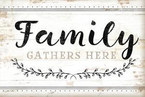 Family Gathers Here by Jennifer Pugh