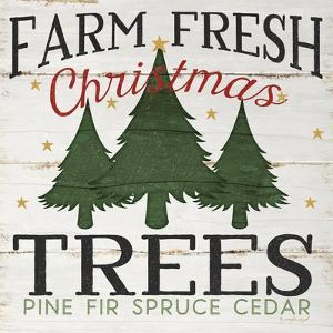 Farm Fresh Christmas Trees by Jennifer Pugh