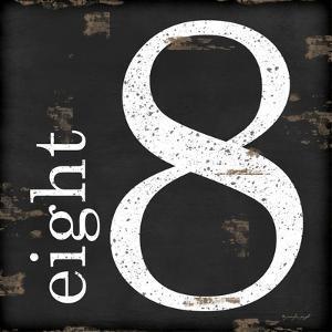 Farmhouse Eight 8 by Jennifer Pugh