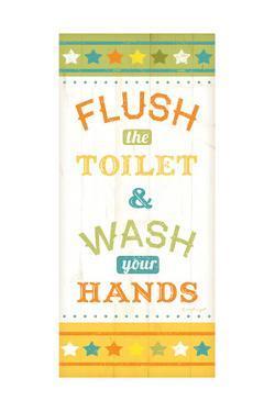 Flush and Wash by Jennifer Pugh