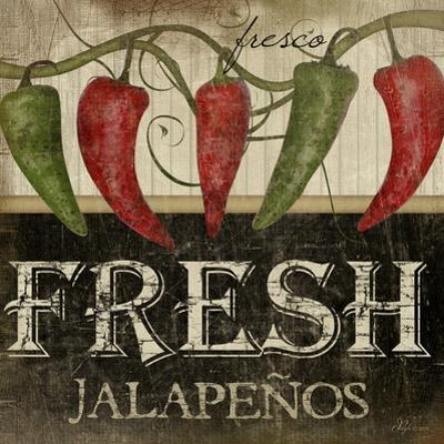 Fresh Jalapenos by Jennifer Pugh