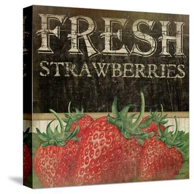 Fresh Strawberries by Jennifer Pugh