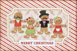 Gingerbread Christmas by Jennifer Pugh