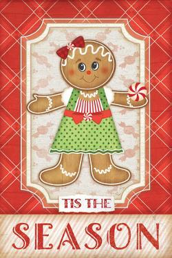 Gingerbread Girl by Jennifer Pugh