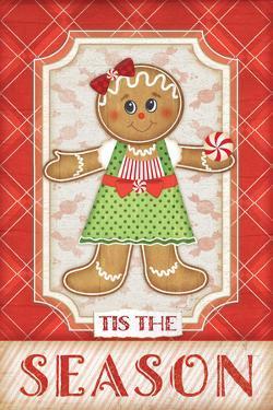Gingerbread Girl by Jennifer Pugh