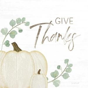 Give Thanks by Jennifer Pugh