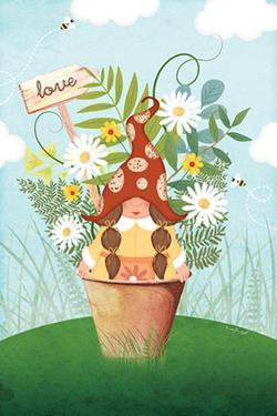 Gnome Love by Jennifer Pugh