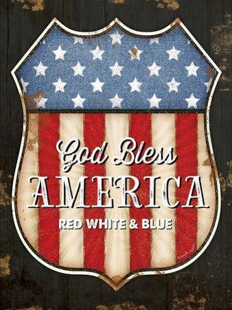 God Bless America by Jennifer Pugh