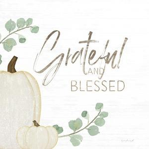 Grateful and Blessed by Jennifer Pugh