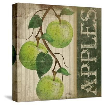 Green Apples by Jennifer Pugh