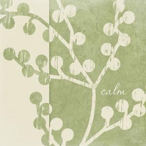 Green - Cream Calm by Jennifer Pugh