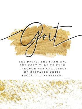 Grit by Jennifer Pugh