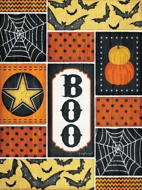 Halloween - Boo by Jennifer Pugh