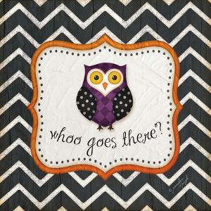 Halloween Owl by Jennifer Pugh